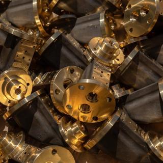Depiombatura dell'ottone con sistema RUVECO® - Settore CAFFETTERIA (BEVERAGE)