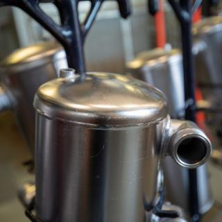 Rivestimento TEA+  Ternary Eco Alloy Plus® - Settore CAFFETTERIA (BEVERAGE)